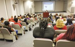 Campus safety and financial aid for freshmen