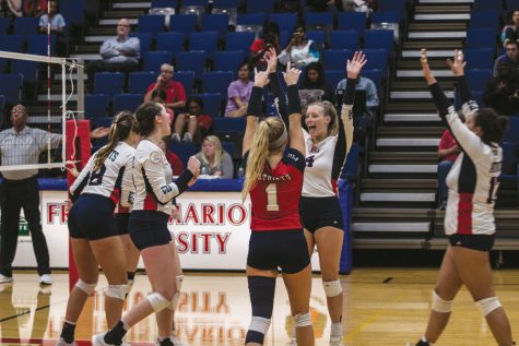 Lady Patriots defeat Chowan in 3-0 sweep