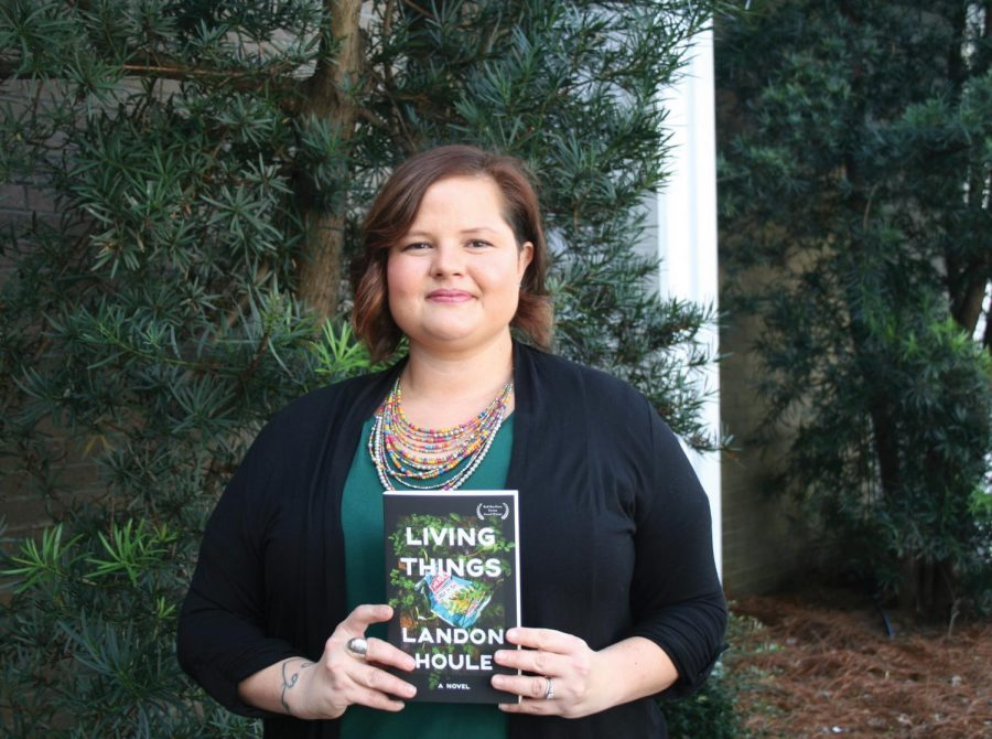 Houle, an assistant professor of English, said FMU allowed her to express her love for creative writing and literature.