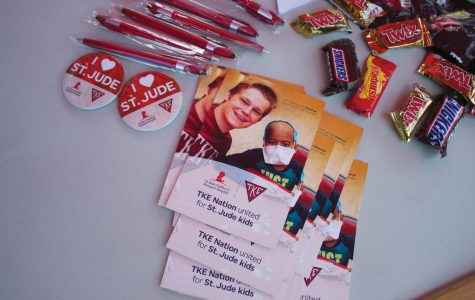 TKE hosts blood drive, students save lives