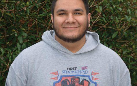Student Spotlight: Dante Ahquin