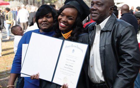 FMU graduates 3rd largest fall class