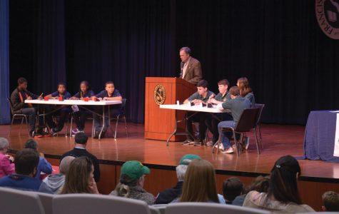 FMU hosts middle school tournament