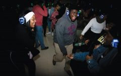 More than 400 students attend silent disco party