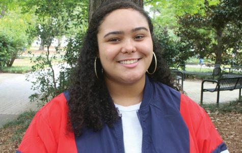 Jadin Vereen wants to use her ASL skills in the workplace, along with her human resource management degree.