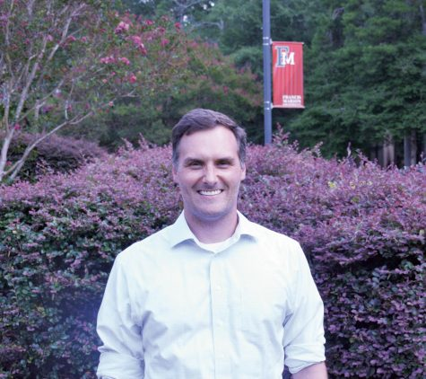 Gregory Dungan, assistant professor of mathematics, has been heavily involved in student research and learning opportunities.