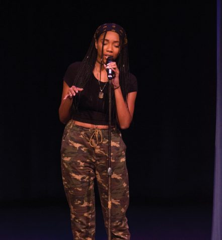 "Aleah Smalls sings ""Can't Take My Eyes Off You"" by Lauryn Hill"