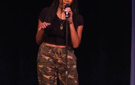 """Aleah Smalls sings """"Can't Take My Eyes Off You"""" by Lauryn Hill"""