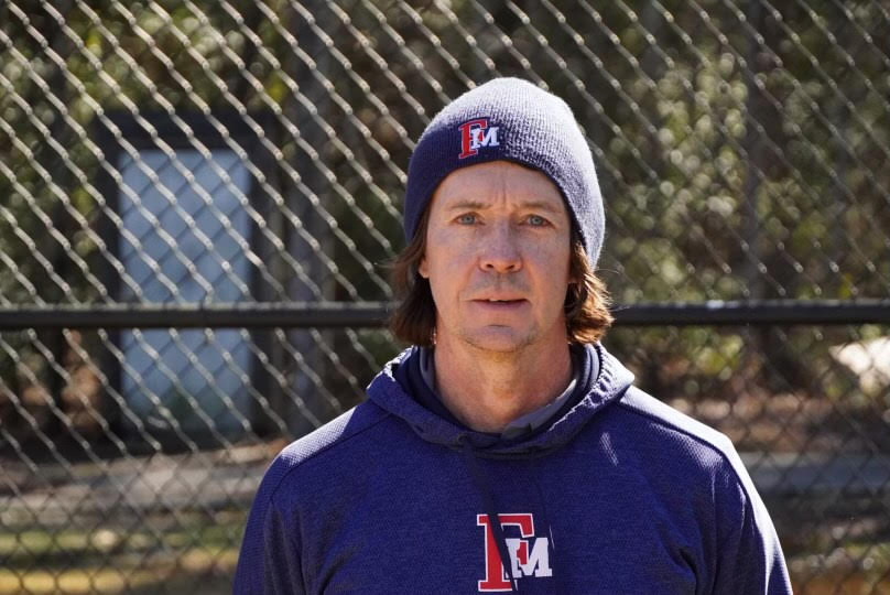 FMU's longest serving alumni coach, Garth Thomson has built a family both on and off campus.