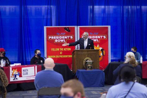 Student Life hosts the first round of the President