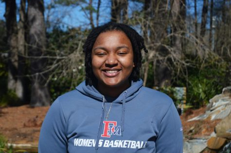 Lauryn Taylor's dedication to basketball has been a fundamental part of her FMU career.