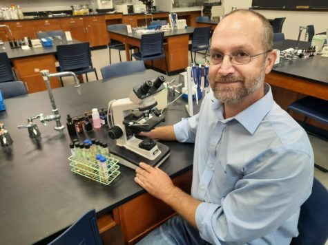 Gregory Pryor, professor of biology, outlines his multi-faceted life in dazzling detail.